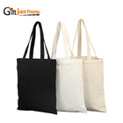 Wholesale Plain Cotton Cloth Reusable Shoulder Tote Bags