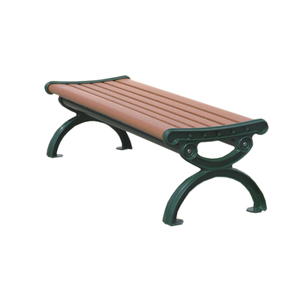 Hot sales outdoor park school wood slats for cast iron bench chair