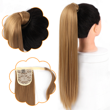 New Arrival Clip In Ponytail 100% human Hair For Women