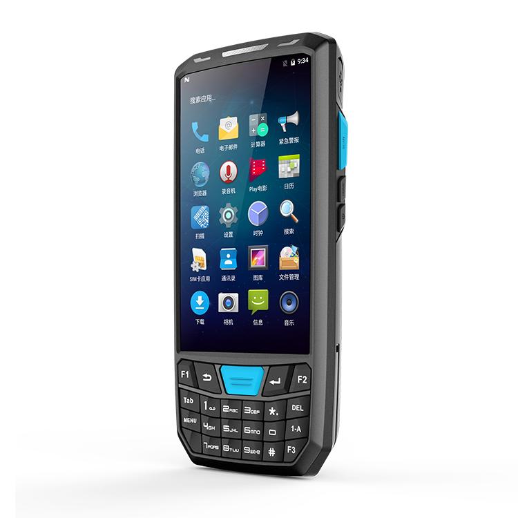 Ad Fábrica Preço Barato Android 8 1 Robusto Ip65 Reliablerfid 4g Wifi Bluetooth Gps Câmera 1d Barcode Scanner Pda Handheld
