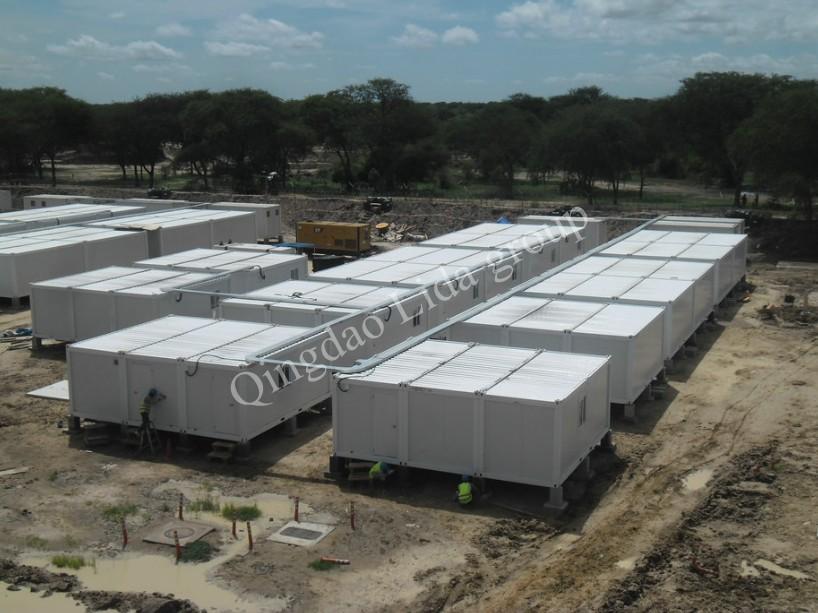 Avrupa standart prefabrik hosues modüler evler yaşam konteyneri ev satış için