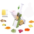 2019 New Hotsale Once For All Multi-functional Presiing Vegetable Hand Blender chopper Fruit Slicer Food Cutter