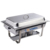 Restaurant and Home Garden Food Equipment 201 Stainless Steel Commercial Food Warmer Buffet Chafer Dish with Lid