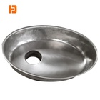 Stainless Steel Meat Tray for Industrial Mangler/ Meat Mincer/ Meat Grinder in Meat Processing Industry