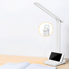 7w foldable led light eye protection rechargeable study table lamp desk light