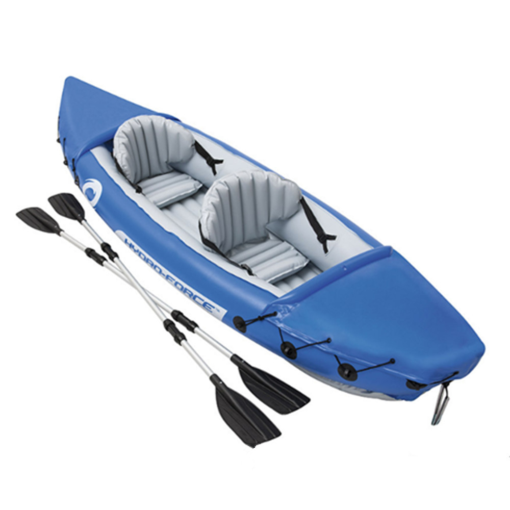 Rotomolding hard boat fishing boat single surfing kayak thickened inflatable fishing boat