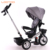 Online shopping latest cheap price folding 3 wheel bike 4 in 1 kids baby tricycle with push handle to bangladesh sri lanka india