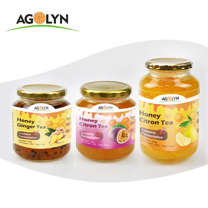 Rich in vitamin C Probiotic Supplements Tea Honey Lemon Tea - 4uTea | 4uTea.com