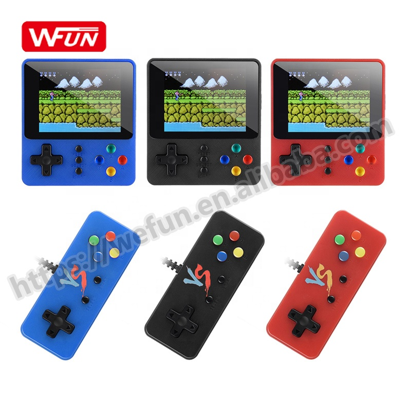 Mini Video Game Console Built-in 500 Arcade Games Handheld Player Classic Retro Game Console For Nintendo Support TV Output