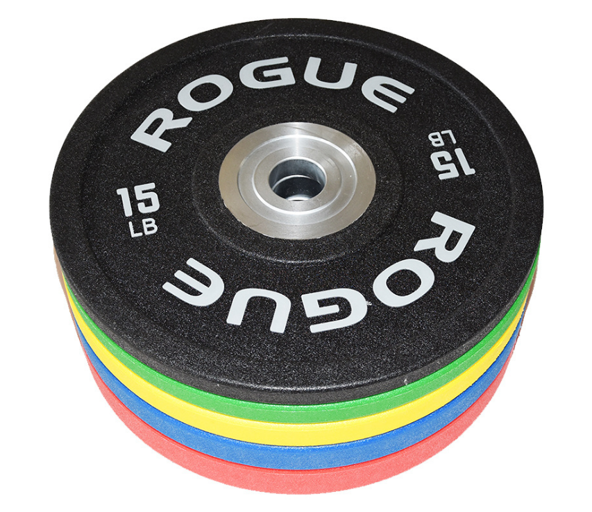 Gym Use Barbell Bumper Weight Plates