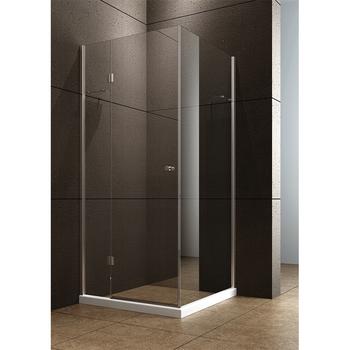 Aluminium Bathroom Shower Door With Ce