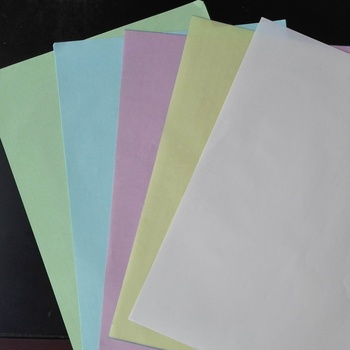 Carbonless self copy Paper