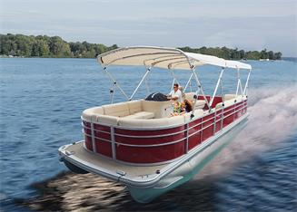Double Decker Custom Big Aluminium Fishing and Party Pontoon Boat with Dressing Room