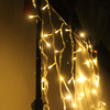 Customized Christmas Lights Outdoor, multiple-color Gift Lighting, Home Decoration Night Lights Curtain LED Light Strip