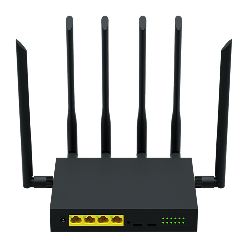 zbt new product openwrt wireless 4 LAN load balancing dual <strong>sim</strong> 4g lte router