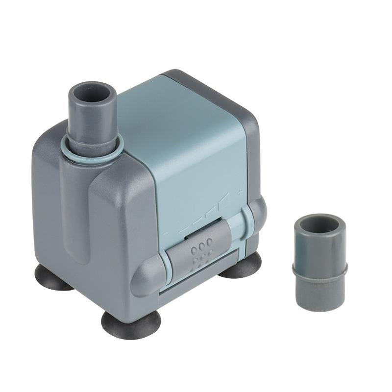 Heto New Fashion Small Water pump, submersible pump, Fish tank pump