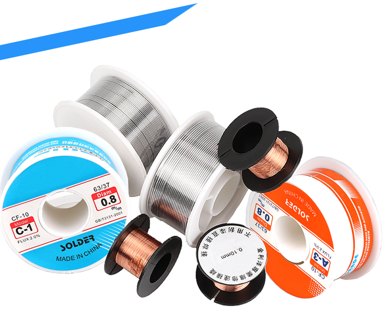 BAILE 0.5/0.6/0.8/1.0mm 1kg Environmental Tin Solder Welding Wire