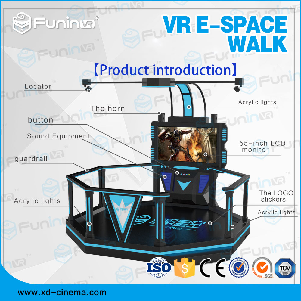 Funin VR 2019 New Products 9D VR Virtual Reality Interactive Shooting Game