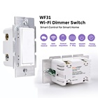 Wall Switches Tuya Wifi Remote Control Home Wall Smart Switches 3 Way