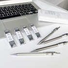 Set Set Mechanical Pencil Set Factory Wholesale 0.3mm 0.5mm 0.7mm And 0.9mm Mechanical Pencil A Gift Set Could Be Customized
