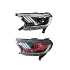 Novo LED Frontal Head Light Head Lamp DRL Para Ranger 2015 +