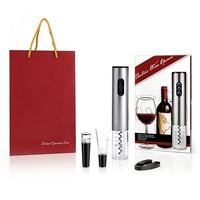 SUNWAY Electric Wine Opener Wedding Gift Set for Guests Thank You Gift Souvenir Item