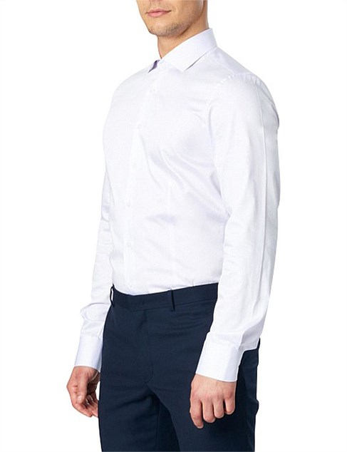 custom new wholesale casual embroidered high quality  mens long sleeve dress shirts