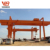 Factory warehouse gantry cranes 5t 10t with single double girder