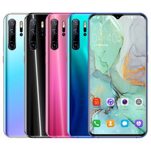 2020 hot <span class=keywords><strong>telefono</strong></span> <span class=keywords><strong>portatile</strong></span> android Cina smartphone P30 pro con impronte digitali