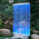 Water Curtain Graphical Wall Waterfall