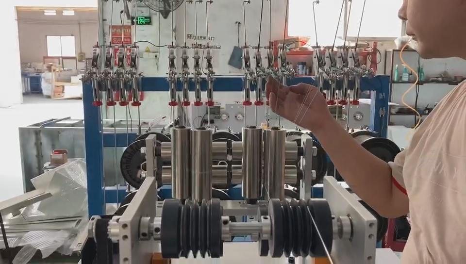 HRD-888 canggih terbaru Ss tahan karat kawat baja mesin