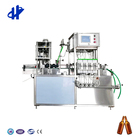 Small alcoholic drink beer can filling machine beer canning line project