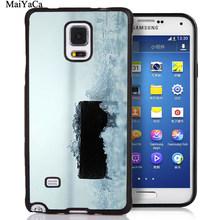 Защитный чехол для телефона MaiYaCa Love ice hockey Sport для samsung Galaxy S5 S6 S7 edge S8 S9 S10 Plus Lite Note 9 5 8(Китай)