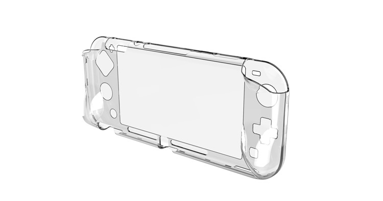 SYYTECH Split All-inclusive Crystal PC Case Cover Case For Nintend Switch Lite Mini