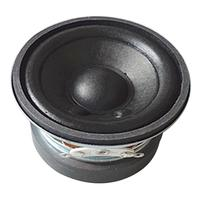 3 or 10 inches 10w 4ohm car subwoofer speaker