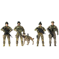 OEM US Military Joint Entertainment Elite Force Army Soldier Rangers Action Figure