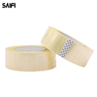 Single sided custom logo transparent packing adhesive bopp tape printing for carton packing