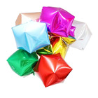 Valentine's Day Wedding Party 24 Inch Inflatable Helium Foil 4D Square Cube Balloons