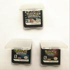 Version USA And EUR Version Pokemon Platinum Diamond And Pearl For Pokemon Ds Games