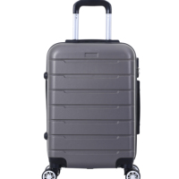2019 New Design Suitcases travel luggage trolley 3pcs Luggage Set XHA151