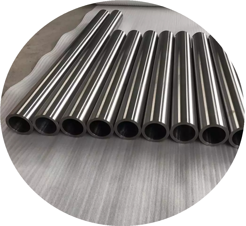 Grade 5 titanium tube