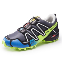 Hot Selling Best Quality All Terrain Large Size Wear Resistant Mens Trail Running Shoes
