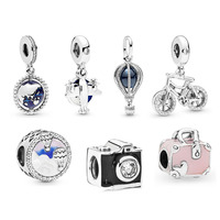factory price wholesale 925 sterling silver charms for pandora bracelet making