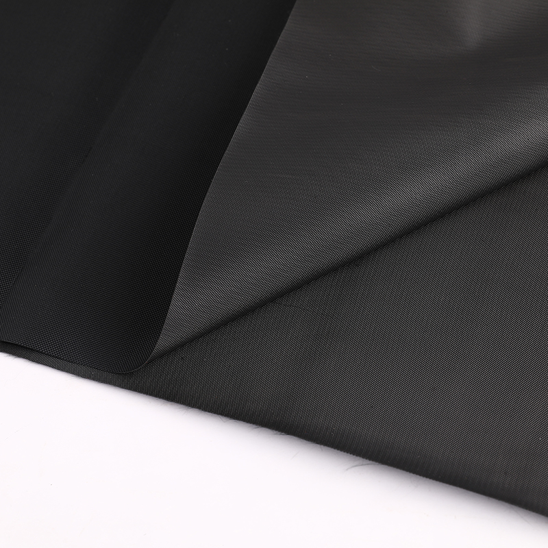 300D 600D 900D 1680D dull yarn oxford 100% polyester oxford fabric with PVC coating
