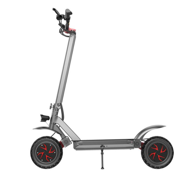 """Telee Vehicle 60V 800w 11"""" Off-Road Vacuum Tyre Electric Kick Scooter/Escooter/f=Foldable e-scooter Electric Scooter for Adult"""