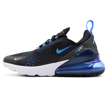Оригинальные подлинные мужские кроссовки для бега от Nike Air Max 270, удобная спортивная обувь для улицы, Спортивная дизайнерская обувь, кроссовк...(Китай)