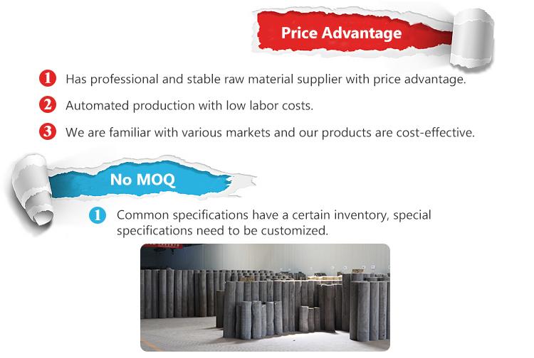 अच्छी गुणवत्ता स्टेनलेस स्टील के सुरक्षा विंडो स्क्रीन जाल