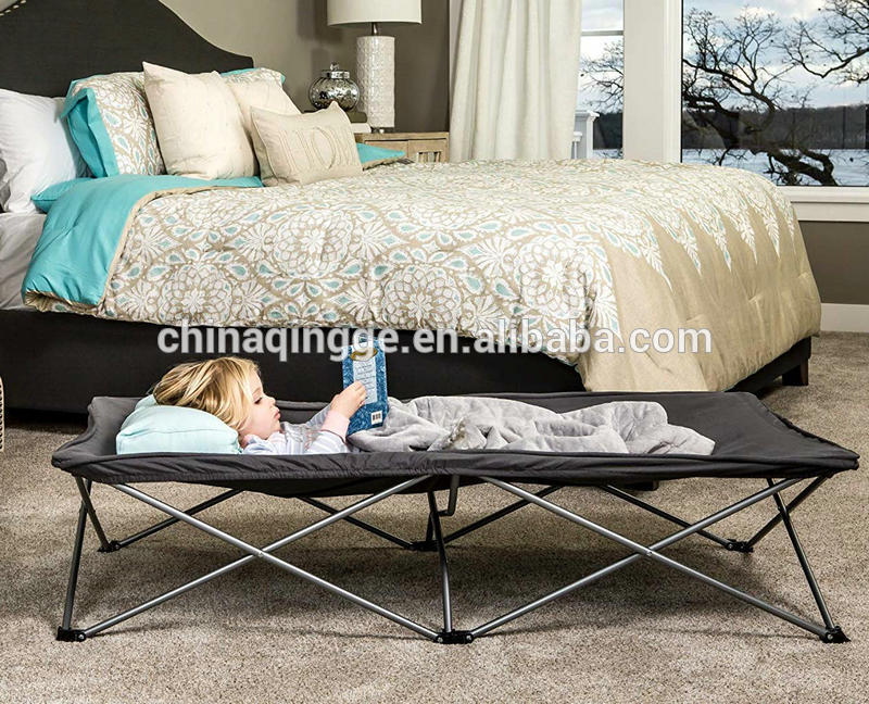 Lightweight  folding camping bed travel cot