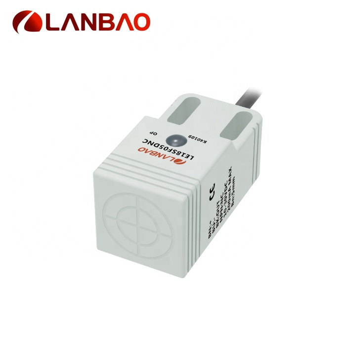 LANBAO LE18 DC 3/4 Wire Square Inductive proximity switch <strong>sensor</strong>