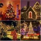 Lights Outdoor Wedding Factory Price Wholesale String Lights With Bulbs Outdoor Vintage Wedding Party Led